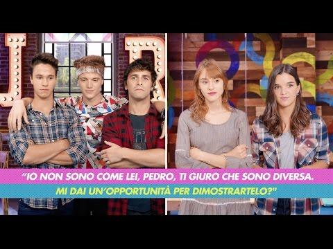 Soy Luna - Chi l'ha detto? - Lionel, Gaston e Michael VS Katja e Malena