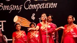 East Indian Kharodi 1st East Indian Competition Opening Chorus