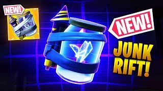 *NEW* JUNK RIFT BEST PLAYS!! - Fortnite Funny WTF Fails and Daily Best Moments Ep.1306