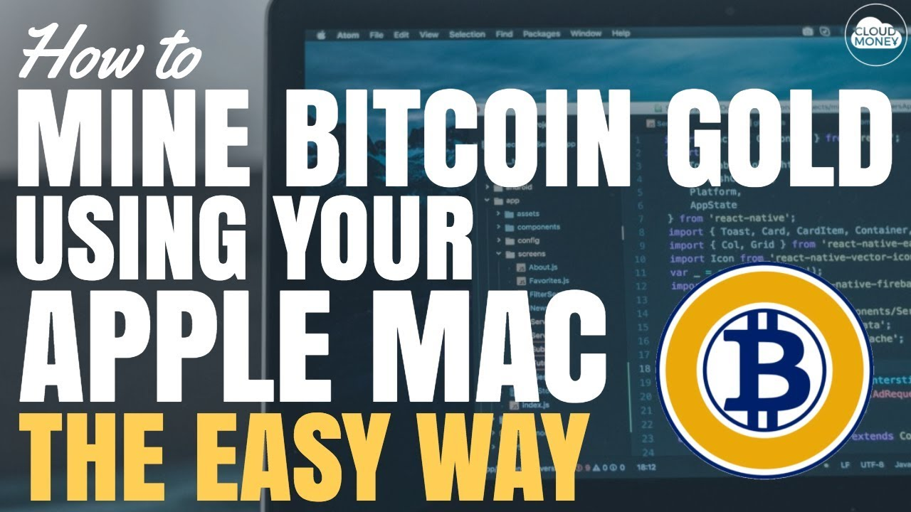 How to mine bitcoin gold btg on your apple mac the easy way how to mine bitcoin gold btg on your apple mac the easy way ccuart Gallery