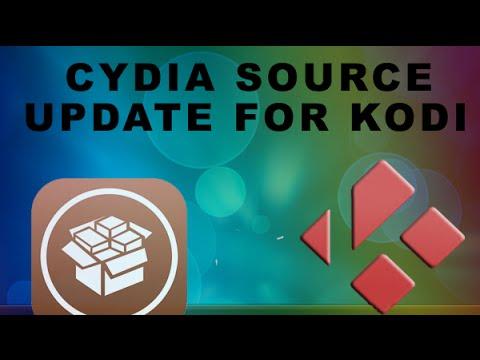 New Cydia Source For (KODI/XBMC) IOS
