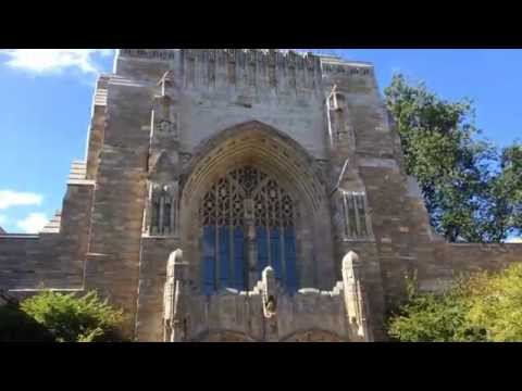 A Tour of Yale