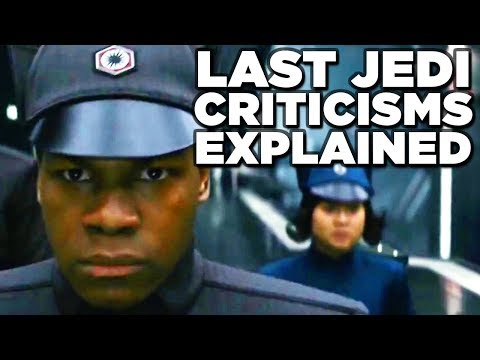 Download Youtube: Star Wars LAST JEDI Review - Why Are Fans Split? (Finn Subplot Explained!)