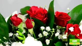 видео доставка цветов москва