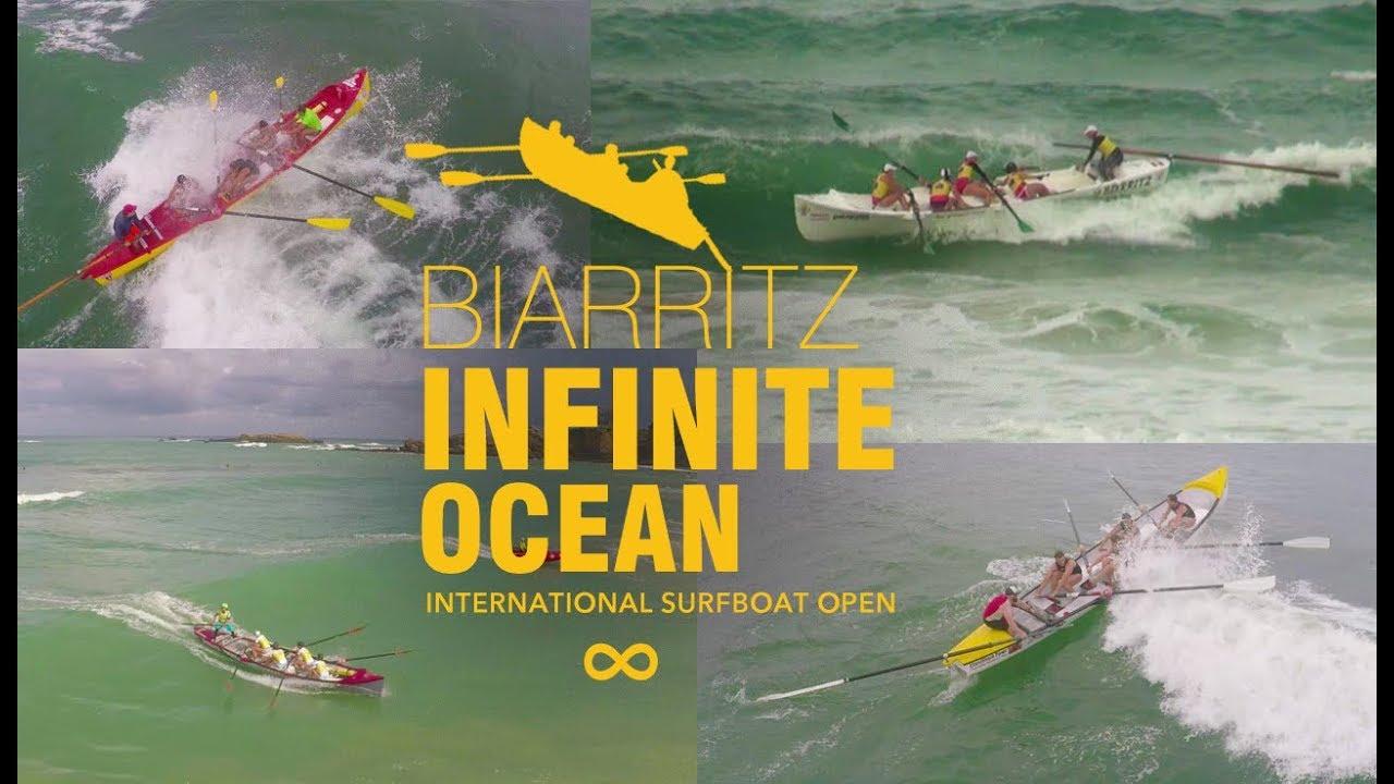 Infinite Ocean 2. Biarritz.