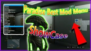 GTA 5 Paradise Best Free Mod Menu For Jailbroken PS3 ShowCase 2019