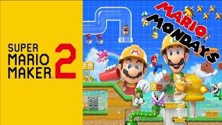 [Mario Mondays] Super Mario Maker 2   Increasing in Difficulty!