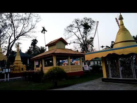 Buddhist Monastery Namphake India