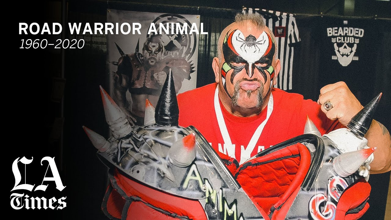 Joe Laurinaitis dead: WWE's Road Warrior Animal was 60