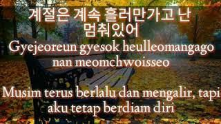 Kim Yeon Ji (김연지) - Scar (흉터) (The Tale of Nokdu OST) Lirik & Terjemahan indonesia