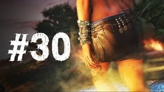 Far Cry 3 Gameplay Walkthrough Part 30 - Ink Monster - Mission 23
