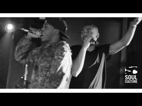 Sway x Kano x Tigger Da Author - Still Sway & Kane (live for the 1st time) | SoulCulture.co.uk