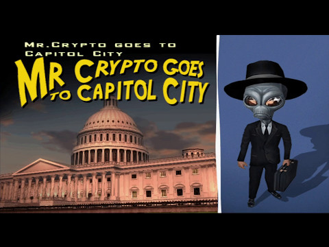 Destroy All Humans! - PS4 Pro Walkthrough Mission 17: Mr. Crypto Goes to Capitol City