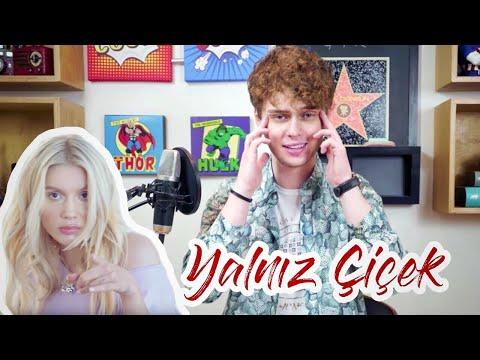 Aleyna Tilki - YALNIZ ÇİÇEK (Berk Coşkun Cover)