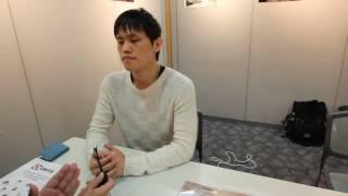 民泊ちゃんねる 2016年11月 大阪民泊エクスポ ZENS 町田社長に色々お話...