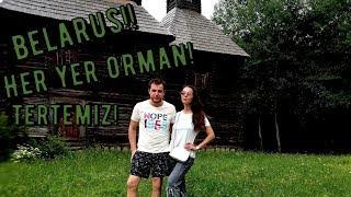 Dünya turu, En Temiz Ülke! Gezgin Çift Beyaz Rusya'da!