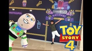 Toy Story 4 Funny Kid Video | Metehan Yıllardır Beklediği Oyuncak Hikayesi 4 Filmine Gitti
