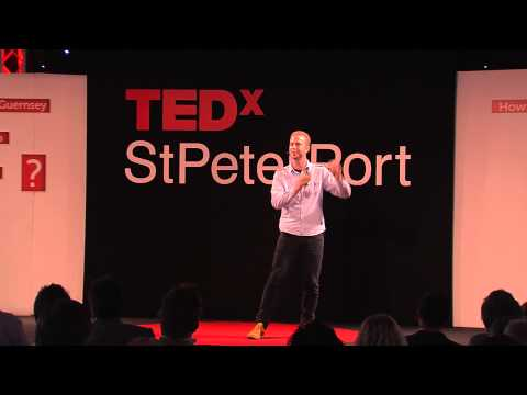 Create the community you want to be a part of | Greg Tehven | TEDxStPeterPort