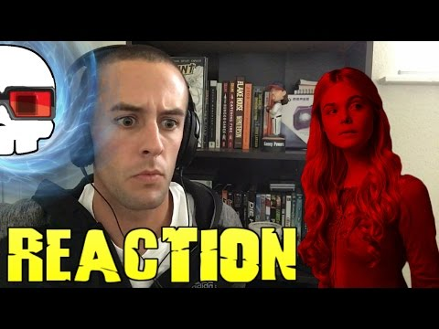 The Neon Demon RED BAND Trailer REACTION