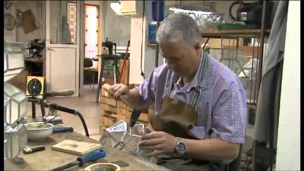 Faroles est vez premio albayz n 2011 a la labor artesana for Espejos artesanales