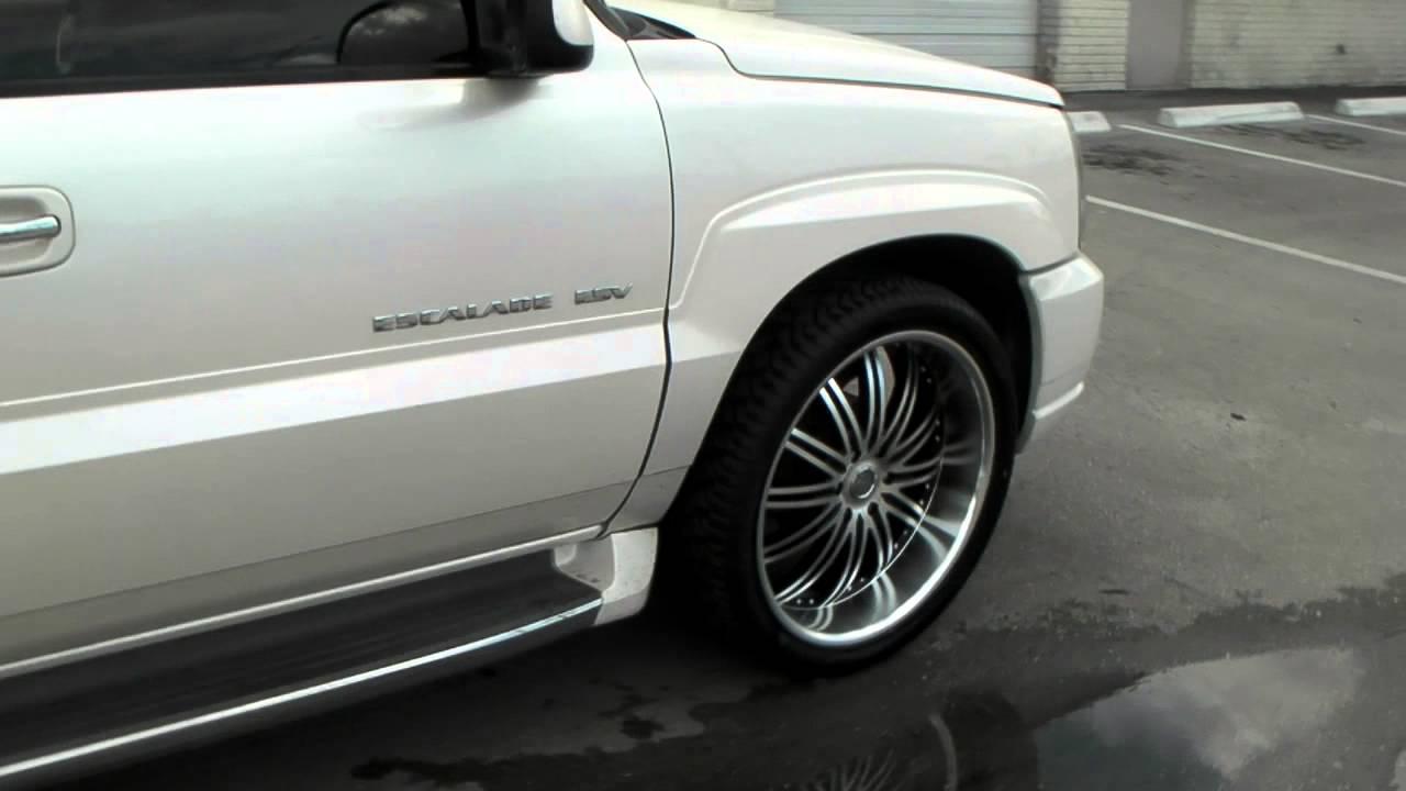 Cadillac 2002 cadillac escalade rims : 877-544-8473 24