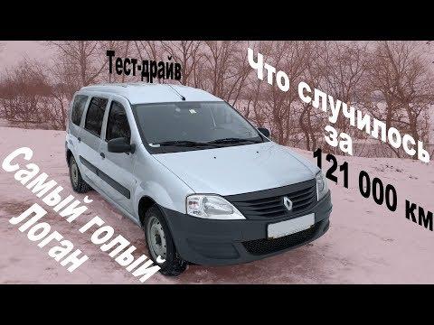 """Самый """"голый"""" рено логан. Чудо комплектация! Тест драйв/обзор Renault Logan MCV от #uacustom"""