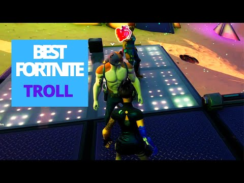 Best Fortnite TROLL (He Thought I Was A Girl Gamer!)