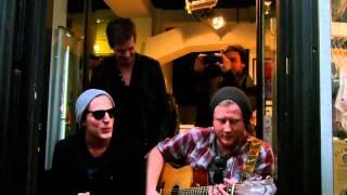 Roses - The Maine (OutKast Cover) - Acoustic @ Landscape Rockshop - Paris (11/03/2011)