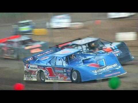 WoO Late Model Heat 3 at Merritt Speedway on 8-26-16