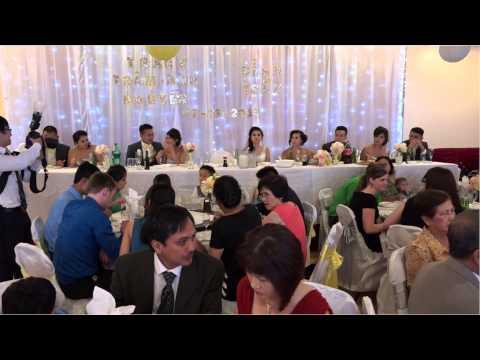 Đám cưới con trai Phần 3: Tiệc cưới nhà hàng