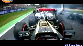 F1 Race Temporada 2014 - Video Intro Mod F1 Race 2014