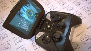 NVIDIA SHIELD PORTABLE - Half Life 2 Episode One for android