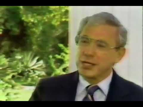 John Templeton Warren Buffett Robert Wilson circa 1985