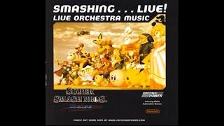 Super Smash Bros. Melee Smashing... Live! Live Orchestra Music Track 5: Original Medley