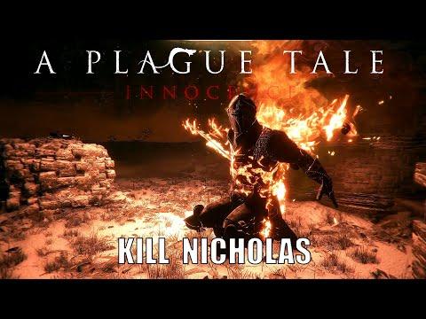 A Plague Tale: Innocence - Chapter 15 - Remembrance - Kill Nicholas
