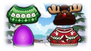 Club Penguin Rewritten: Advent Calendar - December 17, 18, 19, 20