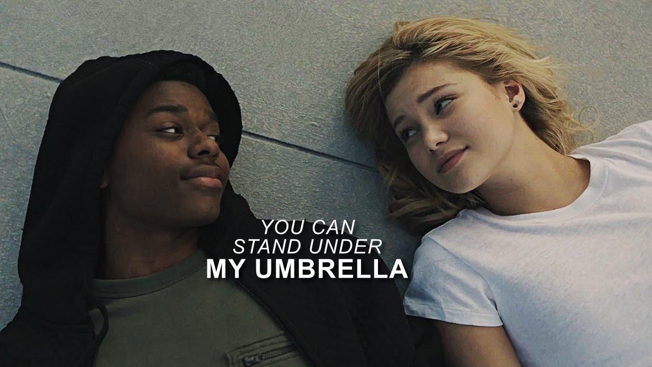 Download Tyrone & Tandy (Cloak & Dagger) | Umbrella