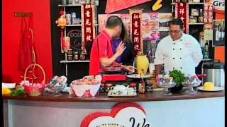 Grace & You Cooking Show   Grace Chinese Style Salt & Pepper Jumbo Shrimp