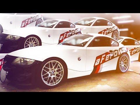 BMW Z4 | VINYL SIDE GRAPHIC INSTALL