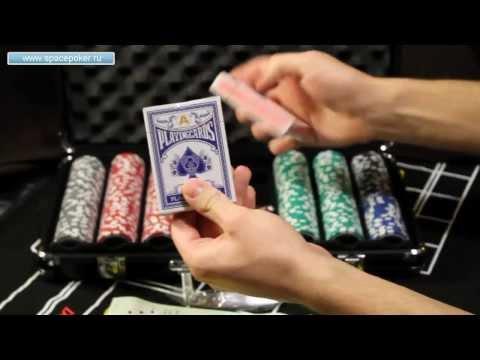 Набор для покера Ultimate 300 фишек - обзор от SpacePOKER