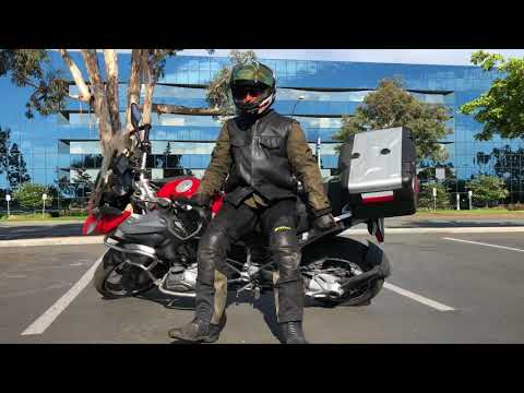 How To Pick Up A Motorcycle And Not Hurt Yourself Doing It ~ MotoJitsu
