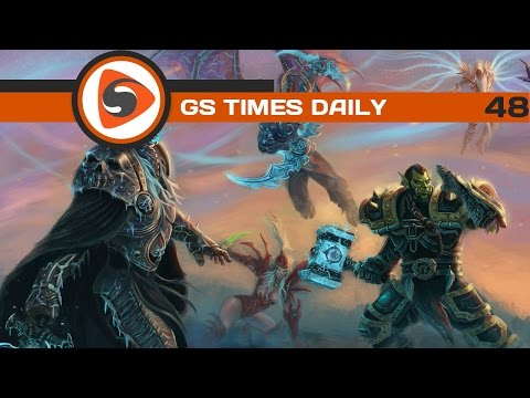 GS Times [DAILY]. Что готовит Blizzard? (и ключи на ЗБТ Heroes of the Storm)