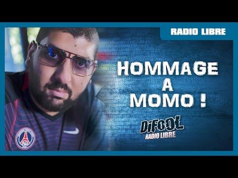 Radio Libre : Hommage à Momo