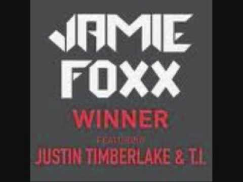 Winner  Justin Timberlake Ft TI and Jamie Foxx