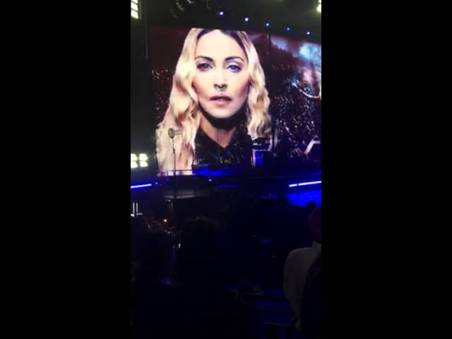 Rebel Heart Tour Madonna San Antonio, TX