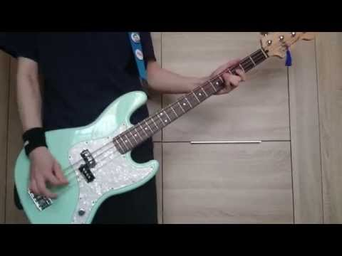 Wasting Time -  Blink 182 bass cover