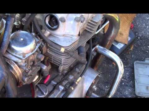 How to adjust motorcycle valve clearance