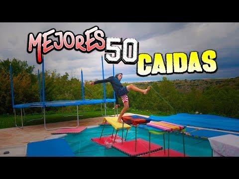 HUEVOS OLÍMPICOS | 50 HOSTIAS de JEYX (Mejores caídas)