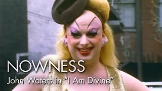 "John Waters in ""I Am Divine"" (Excerpt) by Jeffrey Schwarz"