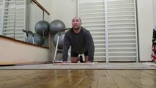 Часть 4. Упражнения для спины на животе и коленях